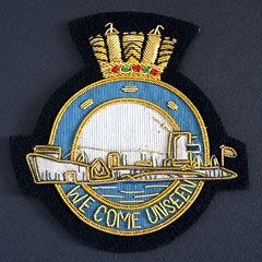 Submariners Blazer Badge