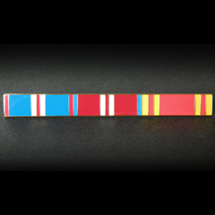 Golden, Diamond Jubilees and Fire Brigade LSM Ribbon Bar