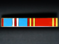 Fire Brigade and Golden Jubilee Medal Ribbon Bar