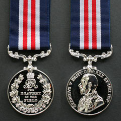 MM - George 5th Military Medal