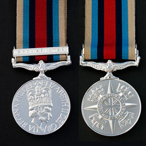 prince harry medals. The quot;otherquot; medal Prince Harry