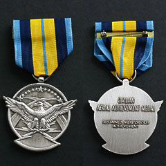 USA Civilian Aerial Achievement Medal