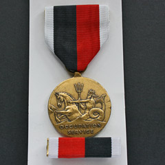 US Navy Occupation Service Medal
