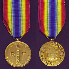 French Liberation Medal