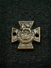 Victoria Cross Ribbon Emblem