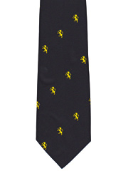 Scottish Lion Crested Tie