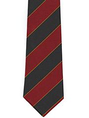 4th - 7th Royal Dragoon Guards striped tie
