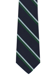 Royal Signals striped tie