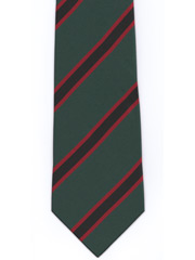 The Rifles Striped Tie