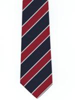London University stripe tie