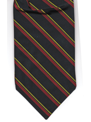 Royal Marines striped cravat