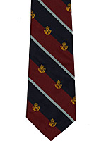 RAF Warrant Officer logo tie