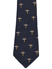 RAF Medical Corps logo tie
