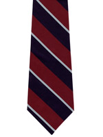 RAF striped tie
