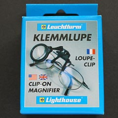 Clip-On Glasses Magnifier