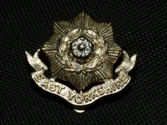 East Yorkshire Cap Badge
