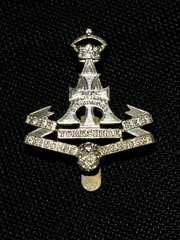 Green Howards Cap Badge