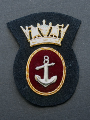 Merchant Navy (MN, M.N.) Other Ranks Cap Badge.