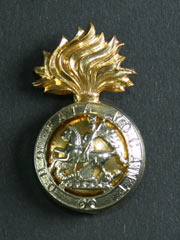 Royal Northumberland Fusiliers Cap Badge