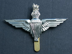 Parachute Regiment (KC) Cap Badge