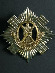 Royal Scots Cap Badge