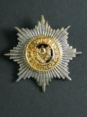 The Cheshire Regiment Cap Badge