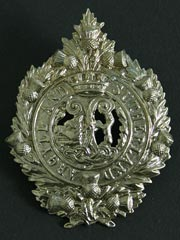 Argyll and Sutherland Highlanders Cap Badge