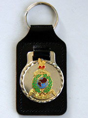 Royal Marines Keyring