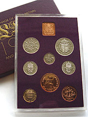1970 GB & NI Proof Coin Set