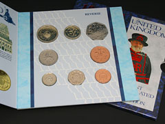 Royal Mint 1994 Uncirculated Coin Set