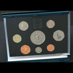 1993 Royal Mint British Coin Set