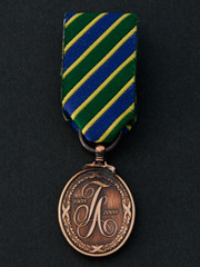 territorial Army Centenary Medal 2008