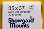 Showgard Protective Stamp Mounts