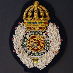 A lovely English made Royal Army Education Corps Blazer Badge