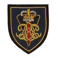 29 Commando Royal Artillery Blazer Badge