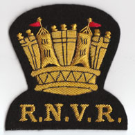 Royal Navy Volunteer Reserve Blazer Badge