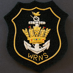 WRENS, WRNS Blazer Badge