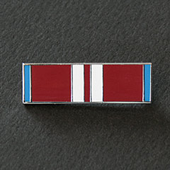 Diamond Jubilee 2012 Enamel Medal Ribbon Bar
