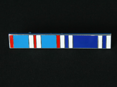 Golden Jubilee and Police LSGC Medal Ribbon Bar