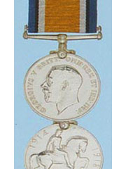 1914-18 WW1 War Medal