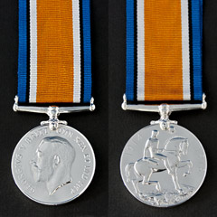 WW1 1914-18 War Medal