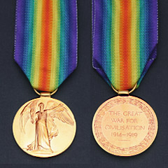 WW1 1914-19 Victory Medal