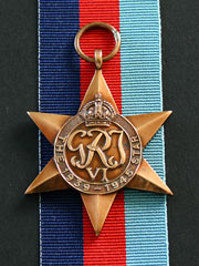 1939 - 1945 Star WW2 Medal