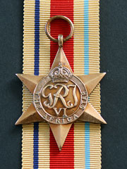 Africa Star WW2 Medal Image 2