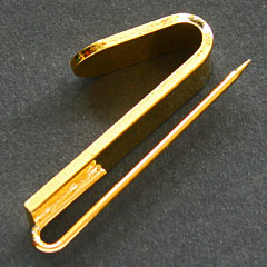 Investiture Medal Hook