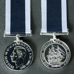 Royal Naval LSGC George 6th