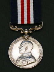 Military Medal, George 5th.