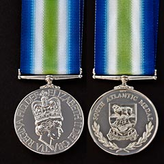 South Atlantic 1982 Flaklands Medal