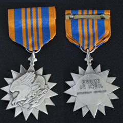 US Air Force Civilian Air Medal