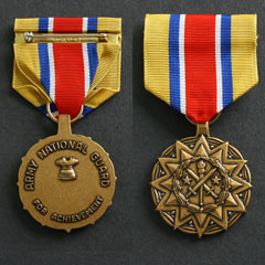 Army Reserve Good Conduct Medal -  National Guard